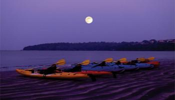 Full Moon Kayaking