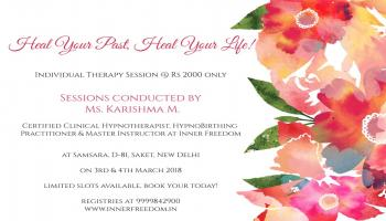 Heal Your Past with Past Life Therapy Session