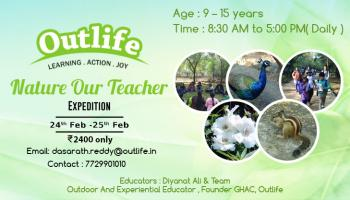 Nature Our Teacher - Learning Expedition
