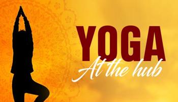 Yoga At The Hub