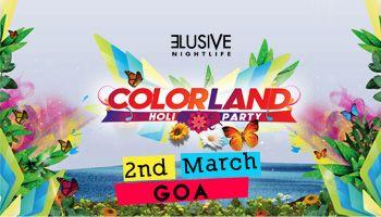 Colorland Goa 2018