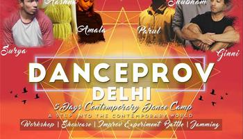 Danceprov Delhi