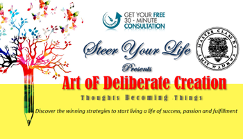 Art of Deliberate Creation ( How Thoughts Become Things)