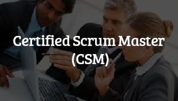 CSM Certification, Hyderabad (March 2018)