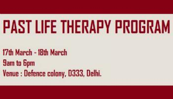 Delhi Past Life Therapy Program