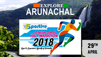 Arunachal Pradesh Half Marathon