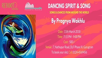 Dancing Spirit and Song - Community Gathering