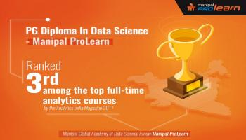 Apply Now for Data Science Course in Delhi - Manipal Prolearn