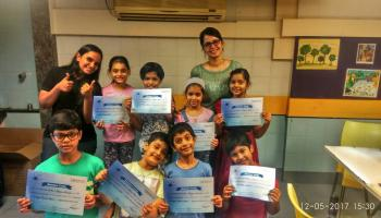 STEM Science Summer camp in Hyderabad