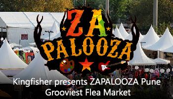 12th Edition of Kingfisher presents ZAPALOOZA Pune Grooviest Flea Market