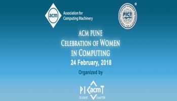 ACM PUNE CELEBRATION OF WOMEN IN COMPUTING