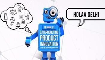 Catapooolt Product Czars Delhi Event