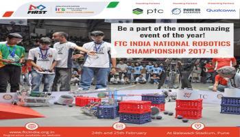 FTC INDIA NATIONAL ROBOTICS CHAMPIONSHIP 2017-18