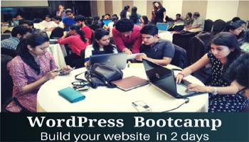 Two Days Wordpress Bootcamp