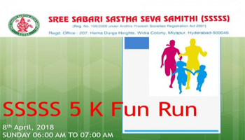 SSSSS 5K FUN RUN FOR ORPHANS EDUCATION