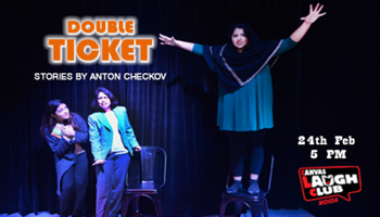 Double Ticket: Selected Stories By Anton Checkov