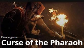 Curse of the Pharaoh @ Breakout Escape Games
