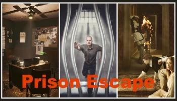 Prison Escape - Resqroom - Live Escape Game