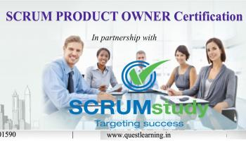 Scrum Product Owner Training and Certification