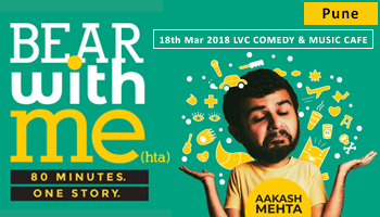 Bear With Me(hta) - Pune