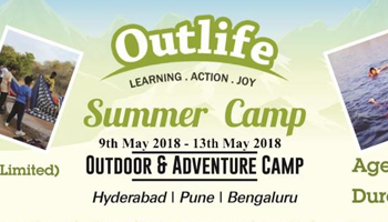 Summer Camp For Kids 2018 at Divya Retreat