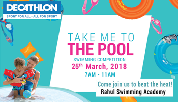 Take Me To The Pool - Swimming Competition