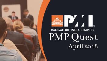 PMP Quest - April 2018