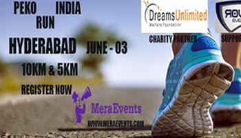 Peko run India (Hyderabad)