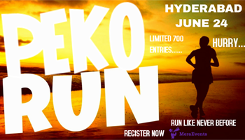 Peko run India (Hyderabad)