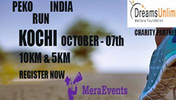 Peko run India (KOCHI)