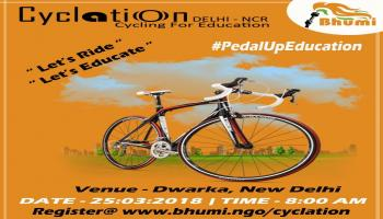 CYCLATION- Pedalupeducation