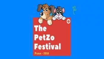 The PetZo Festival, Pune - 2018. Theme : Co-Exist.