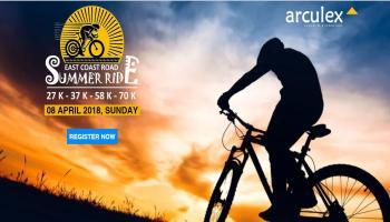 ECR Summer Ride