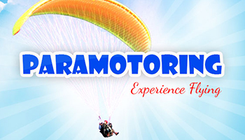 Paramotoring Experience Flying