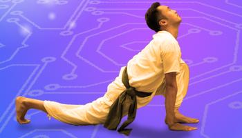 Connect with the cosmic - Surya Kriya