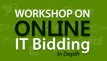 Workshop on Online Bidding (IT Marketing)