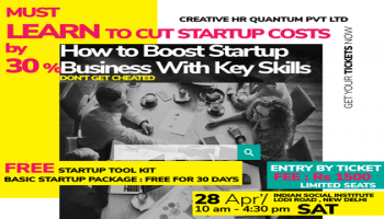 MUST LEARN TO CUT STARTUP COSTS by 30 Percent : Boost Business With Key Skills