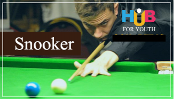Snooker at Hub For Youth
