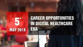 Career Opportunities in Digital Healthcare Era