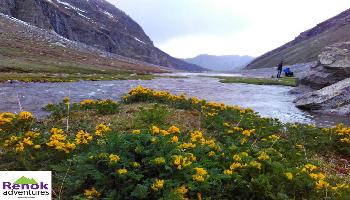 Valley of Flowers Trek - Renok Adventures