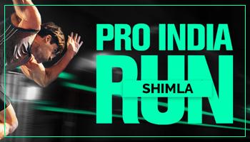 Pro India Run 10K Challenge- Shimla