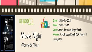 Movie Night : Born to be Blue