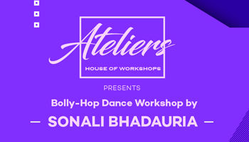 Bolly-Hop Workshop by Sonali Bhadauria