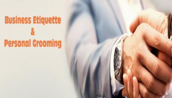 Corporate Grooming and  Etiquette by Sabira Merchant 2 days