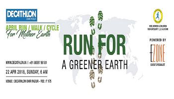 DECATHLON Run Series - Run for Greener Earth