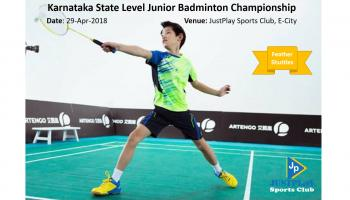 Karnataka State Open Badminton - Juniors