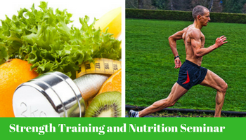 Strength Training and Nutrition Workshop for Runners
