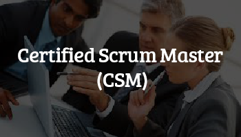 CSM Certification, Hyderabad (May 2018)