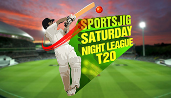 SportsJig Saturday Night League T20