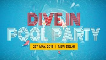 DIVE IN POOL PARTY